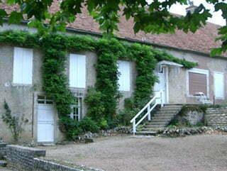 La maison Durieux à Allerey.