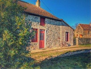 Le gîte Côté sud à Antigny-la-Ville.
