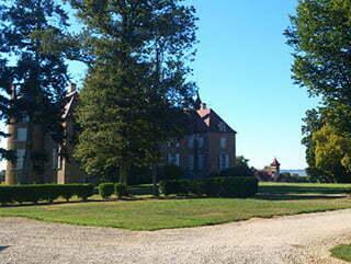 Le château de Musigny
