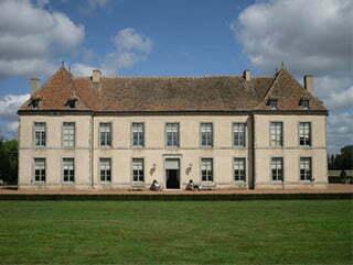 Le château de Vianges