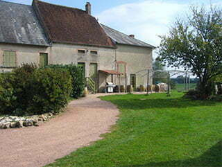 Le gîte le Cherchilly à Marcheseuil.