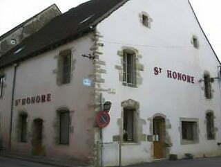 L'échoppe Saint-Honoré à Arnay-le-Duc.
