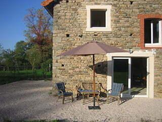 Le gîte « La Grange » à Saint-Prix-les-Arnay