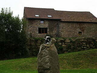 Le gîte « La Grange de la Chouette » à Saint-Martin-de-la-Mer.