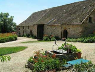La ferme du Mont à Foissy.