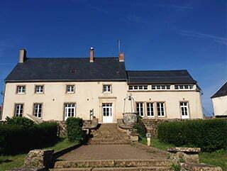 La maison familiale et rurale à Liernais.