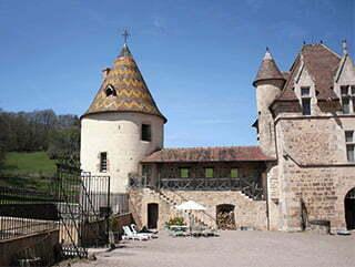 Le château de Ménessaire