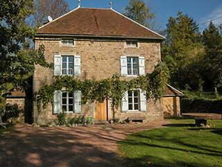 Le gîte « Le Moulin des Bois» à Foissy.